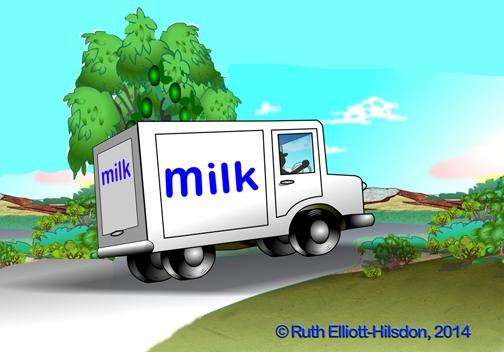 milkmen to the rescueedu designs