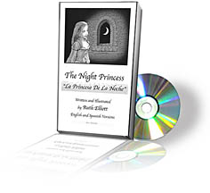 The Night Princess Book