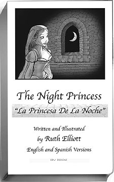 night princess book