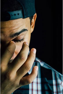 Suicide is the third largest cause of death among teens.