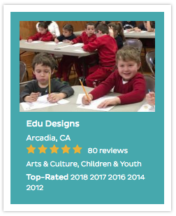 Review EDU DESIGNS on Great Nonprofits