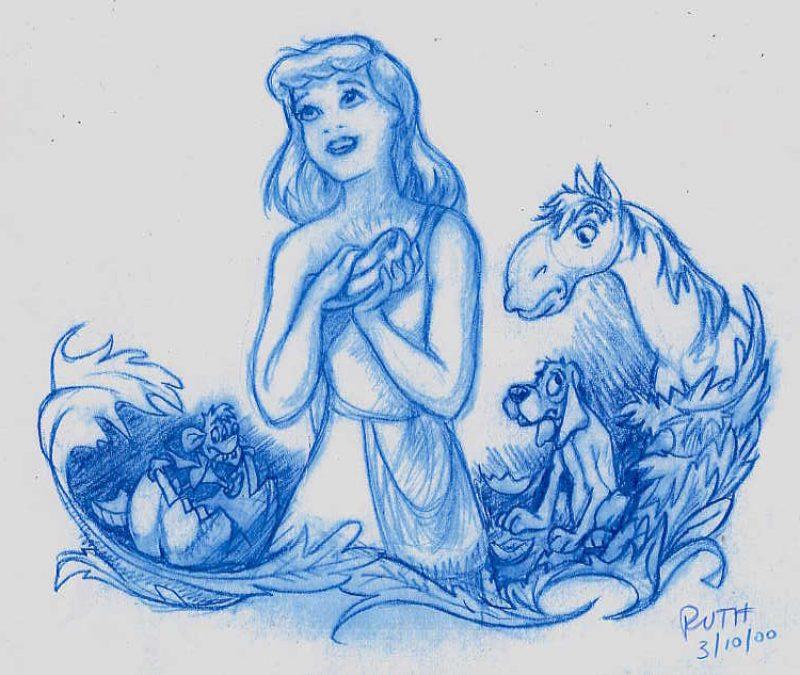 Cinderella:Ruth